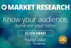 do Any Market Research and SEO Marketing Plan