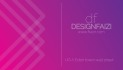 design a awesome business card