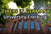 distribute 50 flyers in TOP university in Germany
