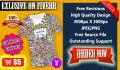 create doodler design and illustration art for Tshirt