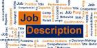 write,design detailed and professional Job description