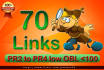give you manually 70 blog comment less then100 OBL PR4 to PR2