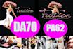 live guest post on DA70 Fashion Blog