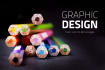 do any graphic works an  be your designer