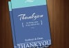 create a Thank you card for all occasions