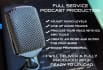 produce and normalize your podcast