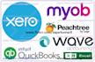 do bookkeeping, Quickbook, myob, Xero, Wave