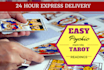 provide a fast psychic reading using Tarot Cards