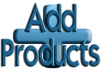 add products to your site