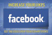 manage your Facebook page for you