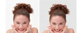 remove background or masking