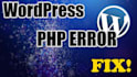fix WordPress errors, bugs and issue