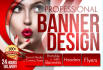 design professional Banners and headers
