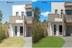 retouch Real Estate  Images and Floor Plan