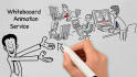create a 30 seconds professional WHITEBOARD explainer video