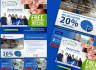 design AMAZING flyers, brochure