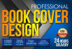 design A professional book cover for your book