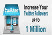 give 2000 Twitter Followers, Retweets and Verification
