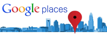 extract 1000 google places records