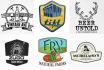 design Retro or Vintage style Logo for you