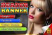 design social media banner header