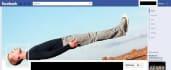 create creative Facebook cover photo