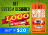 bring a life of your idea with the perfect logo, icon design