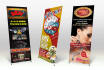 design a ROLLUP banner