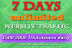 deliver ORGANIC and genuine niche targeted traffic