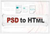convert your psd into html5