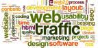 deliver genuine search real web traffic
