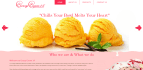 creative and innovative Design for website
