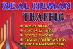 generate 2000 keyword targeted traffic to your website for 1 month
