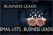 provide any Business Leads, email list in CSV