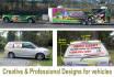 design Branding Artworks for your Vehicle
