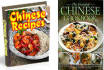 send you two Chinese recipe Ebooks and a Favorite