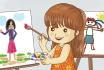 design Vector Cartoon for kids book