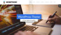 install word press and build a website or blog on it for you