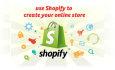 do shopify store setup and app integration