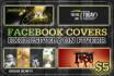 design Unique Facebook cover