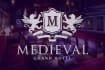 design heraldic luxury gold and silver logo