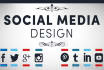 design a professional SOCIAL Media cover art work