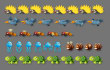 make motion sprite for your game