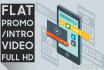 create a Modern Promo Video for your Brand