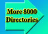 give you a list with 8000 plus directories