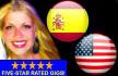 traducir manualmente 1000 palabras en español al Inglés SOLO