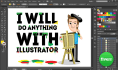 do anything with illustrator vectorize
