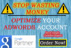 optimize Your Google AdWords Account