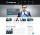 create professional and attractive website