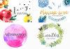design an AMAZING, elegant watercolor logo